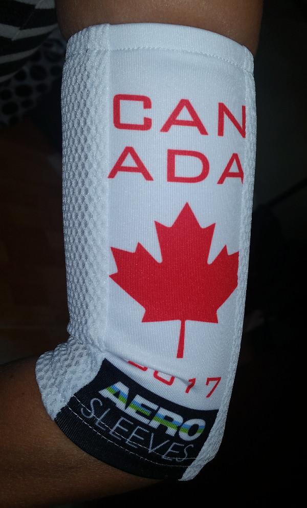 Custom made sleeve