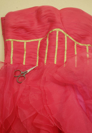 We can help accessorize your dress