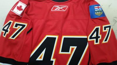 We fix Flames Jerseys too